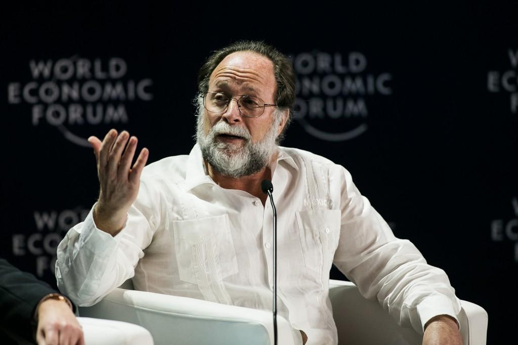 """Ricardo Hausmann: """"No me puedo imaginar el fin de la pesadilla"""" / Foto: WEF"""