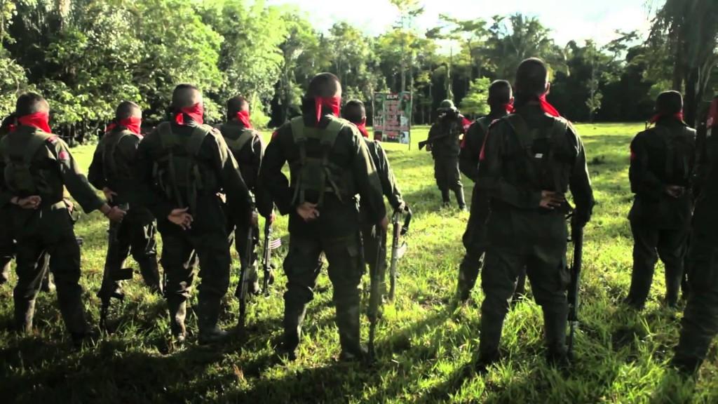El ELN supuestamente mantiene el control de la explotación al sur del país / Foto: YouTube