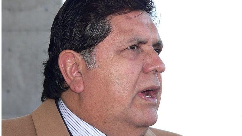 A García se le acusa de participar en el escándalo Odebrecht en Perú / Foto: Wikimedia
