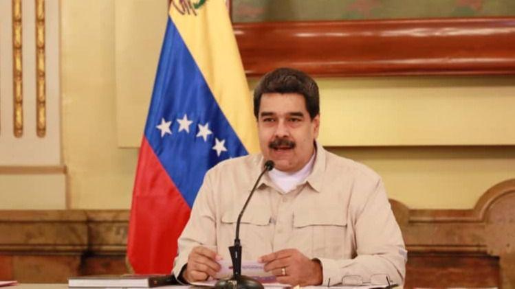 La deuda externa venezolana supera 150% del PIB / Twitter: @NicolasMaduro