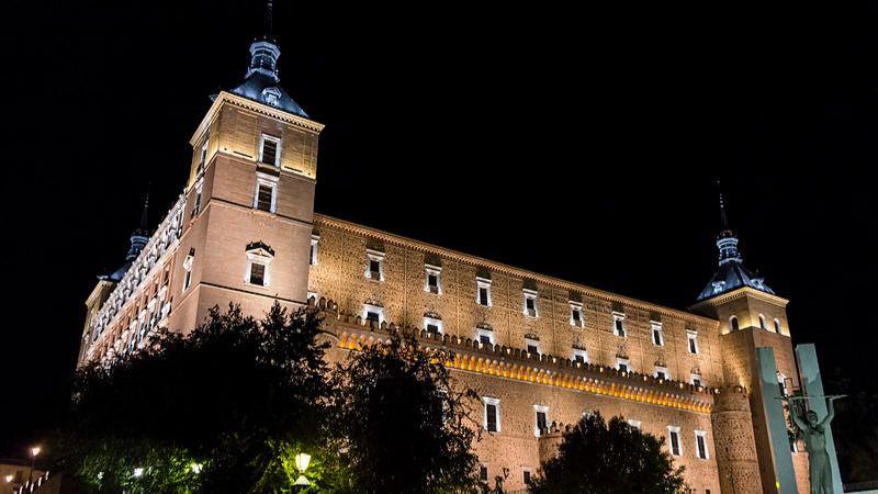 Toledo ofrece rutas nocturnas / Foto: Rafesmar