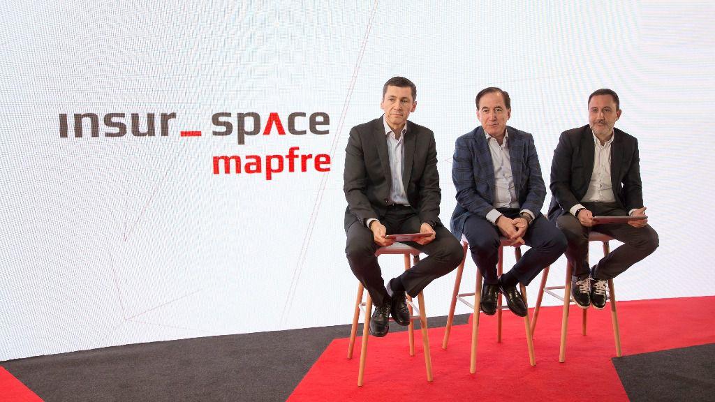 Mapfre inaugura Insur Space / Foto: Mapfre