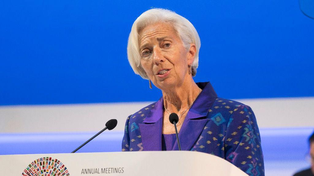 Lagarde le pone deberes al G-20 / Flickr: FMI
