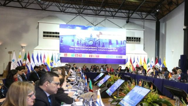 La Cumbre se celebra en Guatemala / Foto: Cumbre Iberoamericana 2018