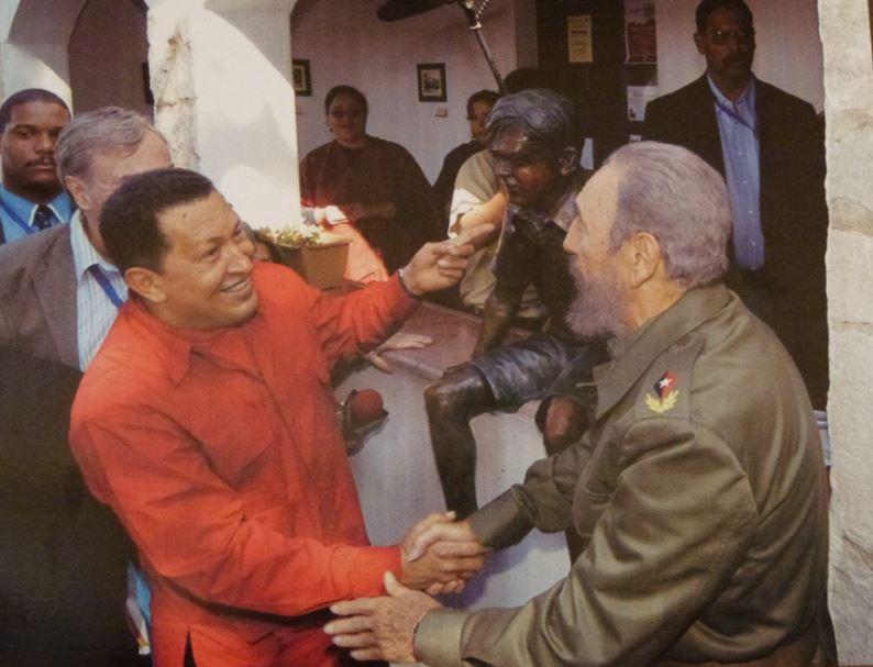 La penetración de la guerrilla en Venezuela fue una decisión de Hugo Chávez / Flickr: Randal Sheppard