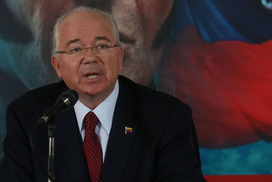 Rafael Ramírez se esconde del gobierno de Maduro / Foto: Wikipedia