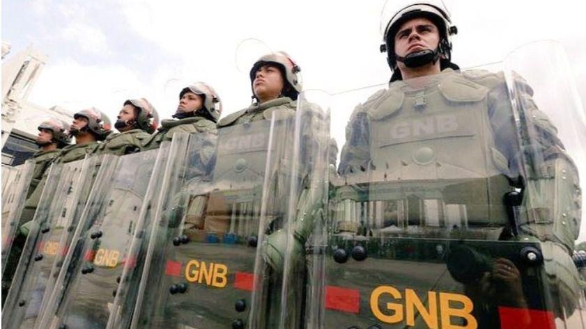 los operativos militares de Maduro dispararon la violencia en Venezuela / Twitter: @Ceofanb