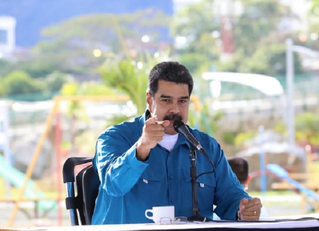 Nicolás Maduro también sostiene que su régimen es una democracia / Foto: Presidencia