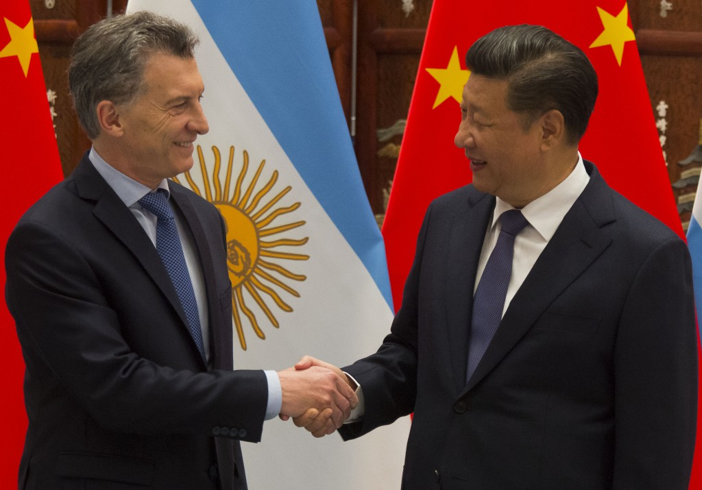 El avance de China en Latinoamérica es una política de Estado / Foto: Casa Rosada