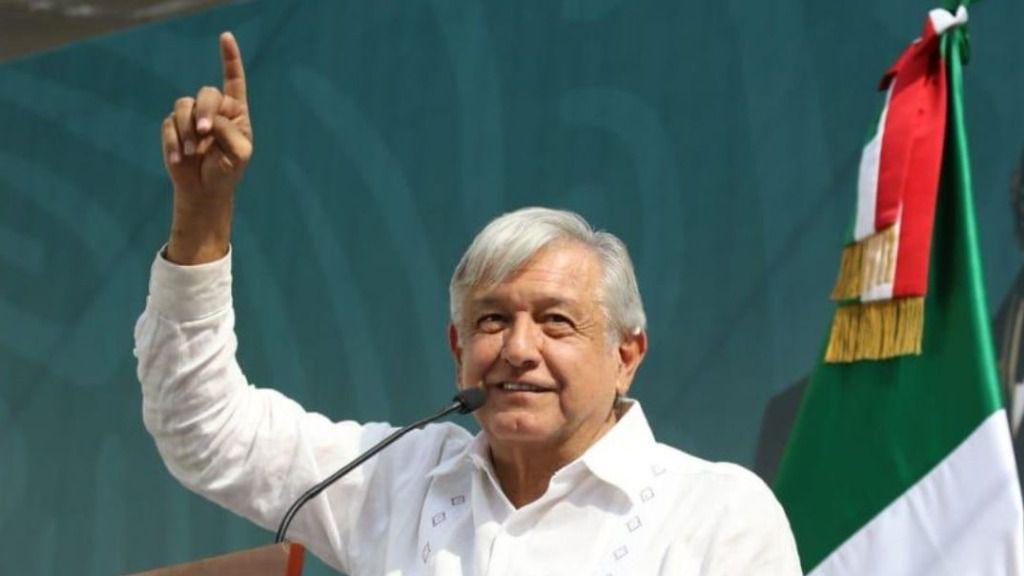 López Obrador se mantiene cauto / Twitter: @lopezobrador_
