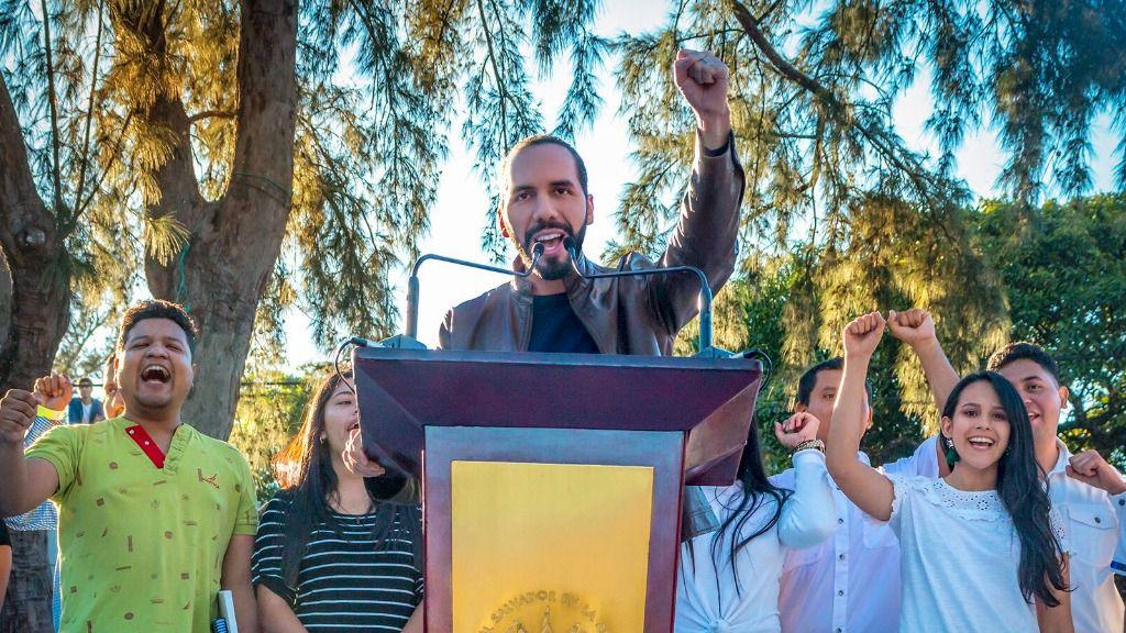 Según las encuestas Bukele ganará las elecciones de El Salvador / Twitter: Nayibbukele