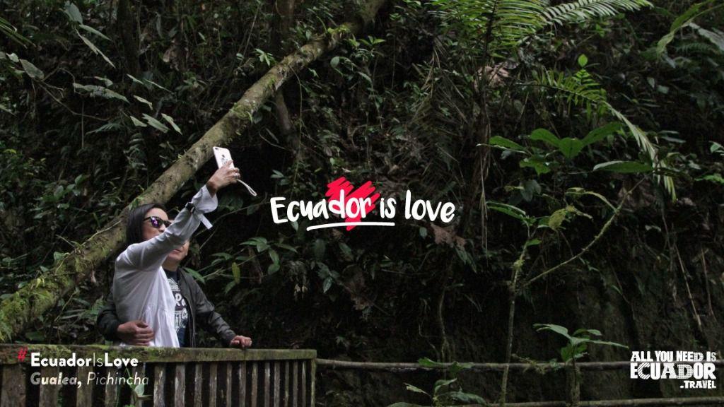 Ecuador apuesta por el turismo de bodas / Foto: Gobierno de Ecuador
