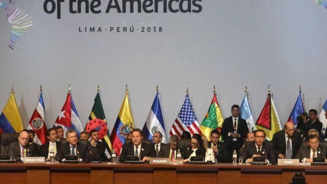 El Grupo de Lima se reunirá este 4 de enero para fijar posición / Foto: Cancillería Perú