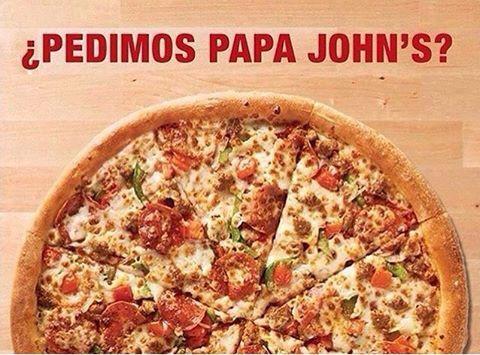 Cuatro comercios de Papa John's en Venezuela aceptan dash / Foto: Papa John's