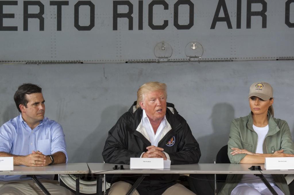 Trump quiere destinar los fondos para la reconstrucción de Puerto Rico al muro con México / Foto: WC