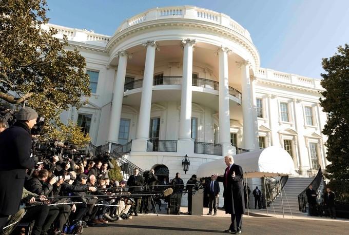 ¿Está inhabilitado Trump para ocupar un cargo de tanta responsabilidad? / Foto: Casa Blanca