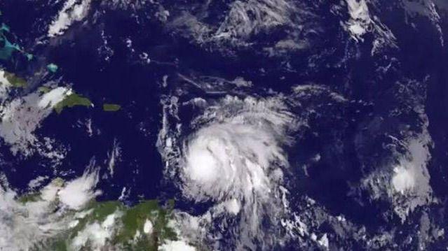 """Mapfre gana 9,7% menos por el """"coste extraordinario"""" de las catástrofes naturales / Foto: Nasa"""