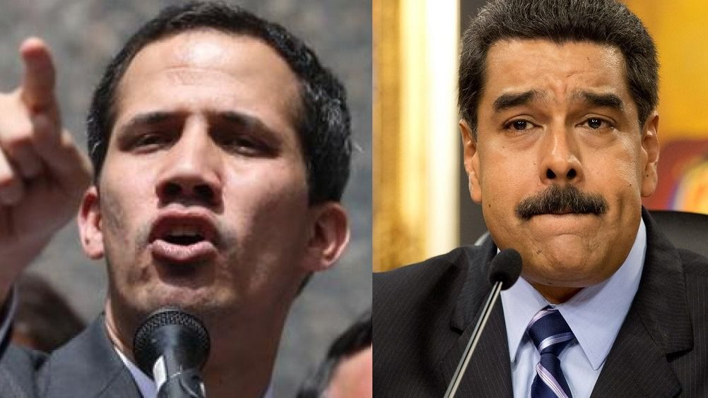 Venezuela vive hoy en una dimensión paralela / Foto: Montaje ALN