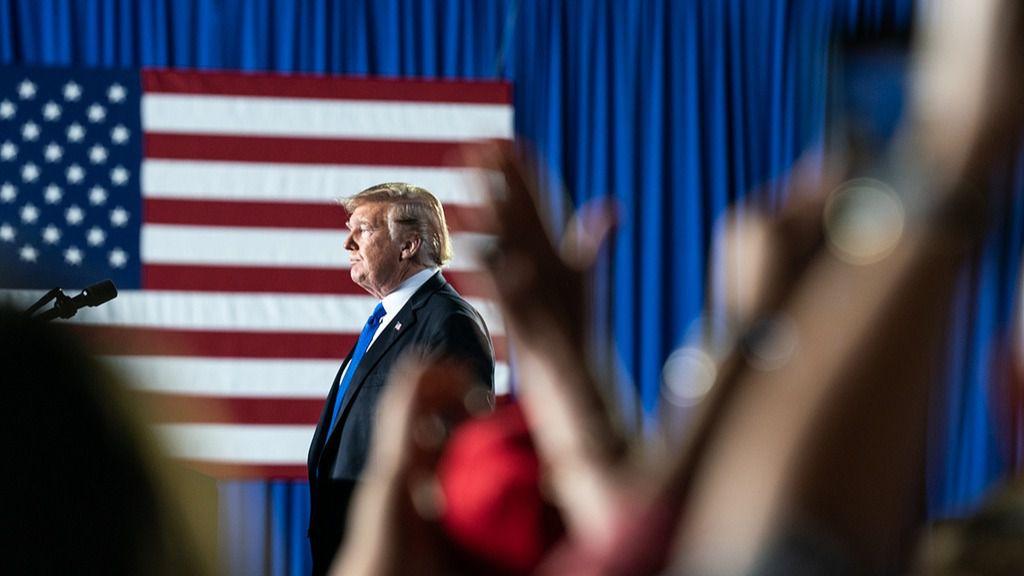 Trump no sólo oye sobre Venezuela, también escucha / Foto: White House