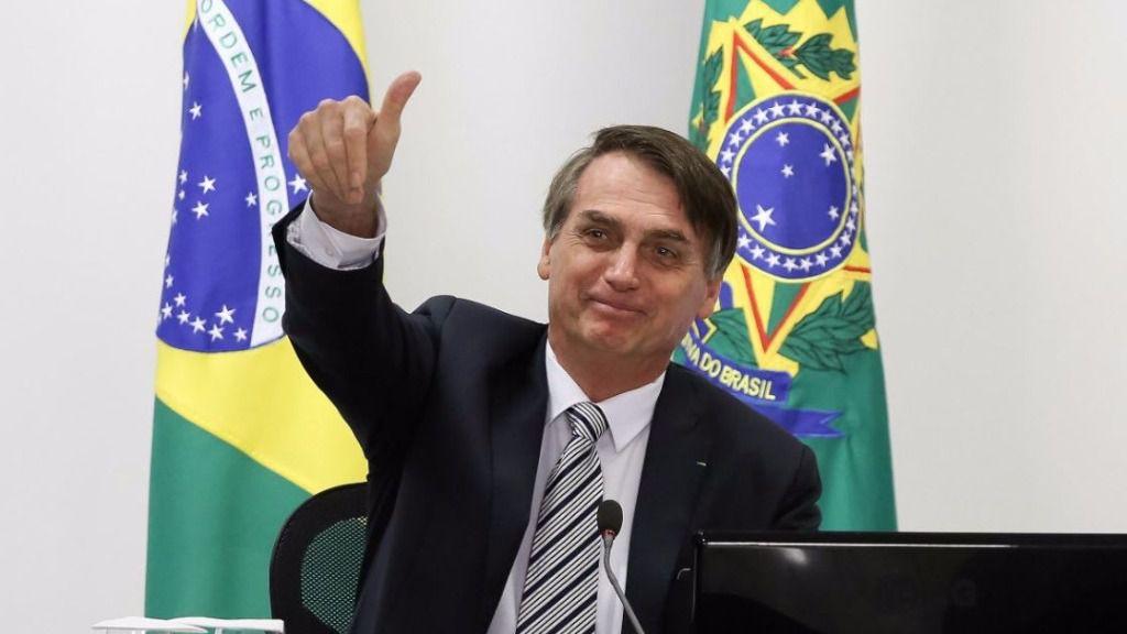 Bolsonaro llega la reforma de pensiones al Congreso / Twitter: jairbolsonaro