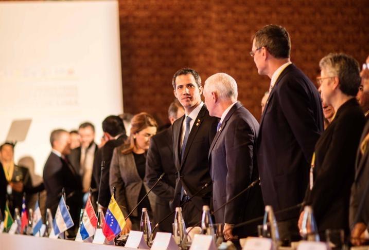 Guaidó endurece su discurso contra Maduro / Foto: jguaido