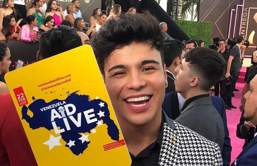 Masivo apoyo de cantantes latinos al megaconcierto por Venezuela / Foto: Venezuela Aid Live