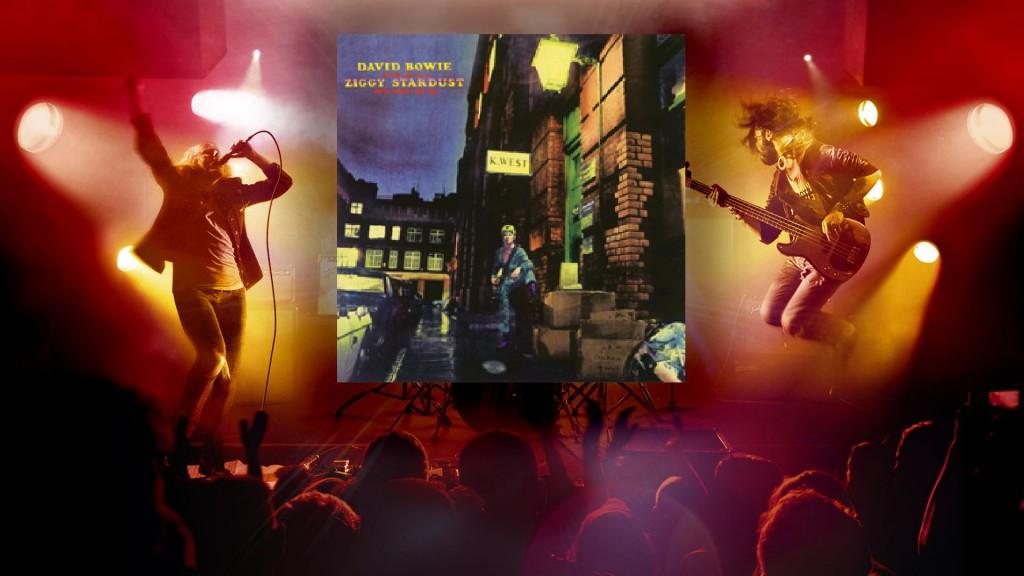 Stardust es el nombre de la película sobre la etapa glam de Bowie / Foto: YouTube