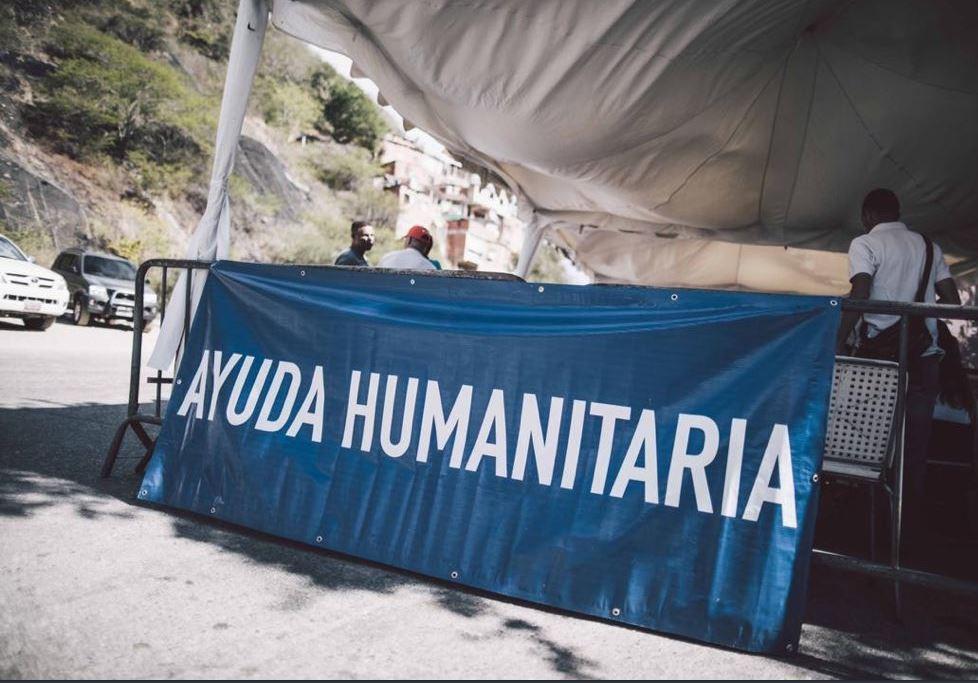 La ayuda humanitaria atenderá a 300.000 personas en riesgo / @juanguaido