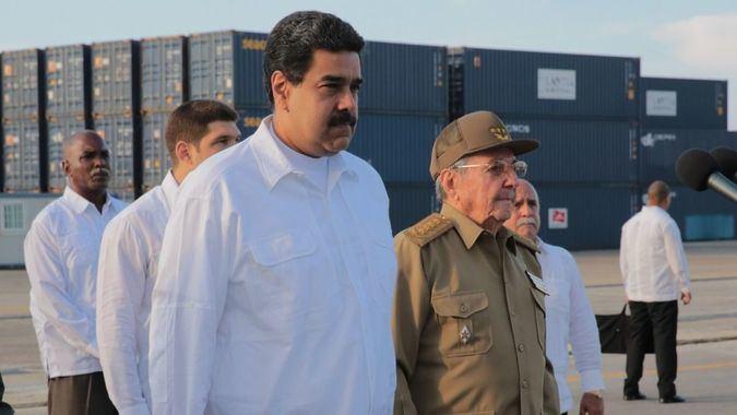 Venezuela debe liberarse también de la dictadura cubana / Foto: Presidencia Venezuela