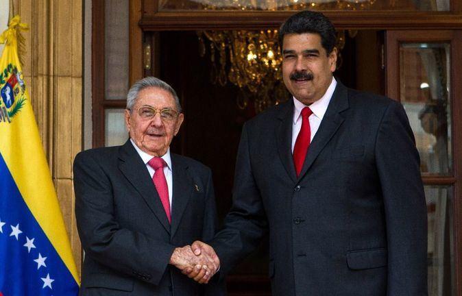 Trump dijo que la tragedia de Venezuela se debe en gran medida al pacto con Cuba / Foto: EFE