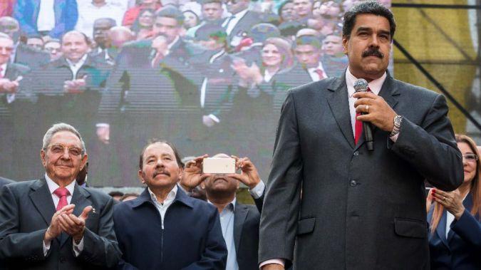 Si cae Maduro puede arrastrar a Cuba y Nicaragua / Foto: EFE