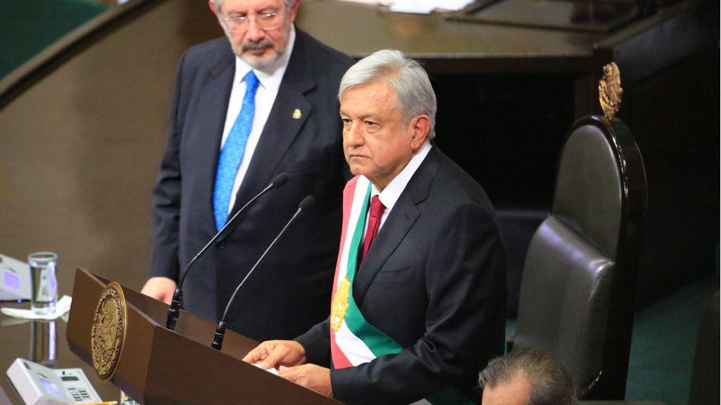 López Obrador cumple 100 días de gobiereno / Flickr: Presidencia RD