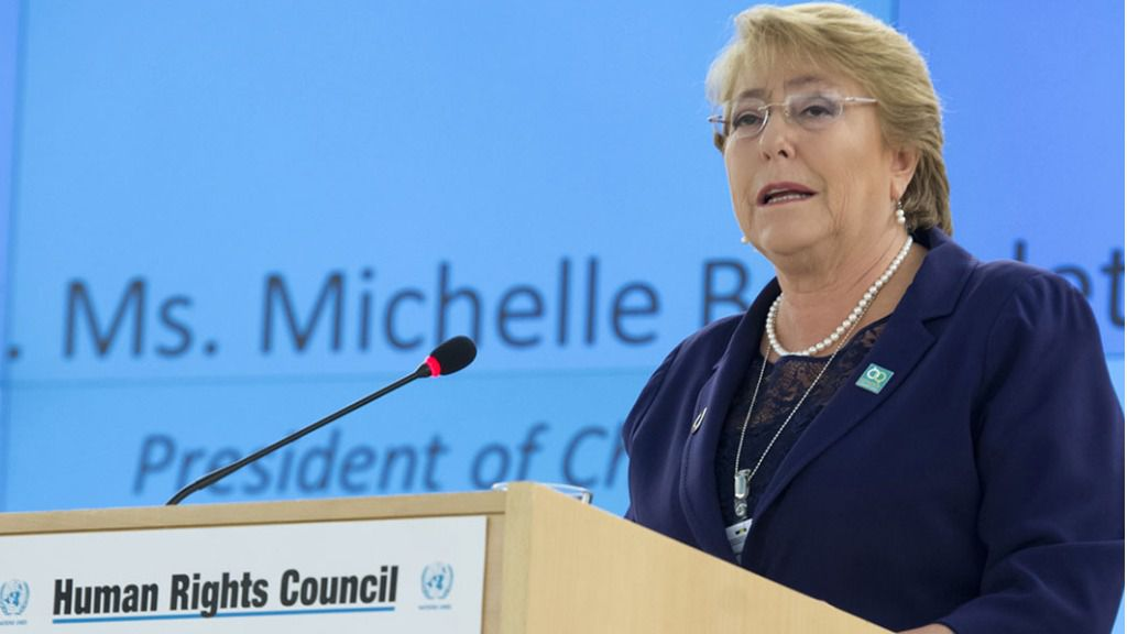 La alta comisionada de la ONU sentencia a Nicolás Maduro / Foto: ONU