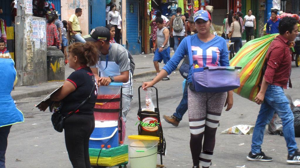 éxodo venezolano