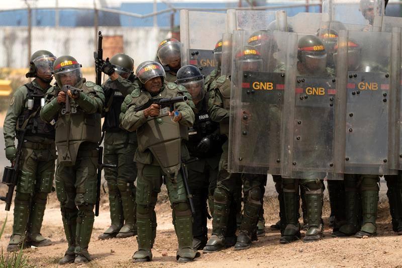 La ONU denuncia asesinatos por parte de los policías de Maduro / Foto: Provea