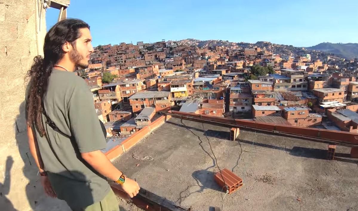 Los robos en Caracas se aceptan como algo cotidiano / Foto: Lethal Crysis