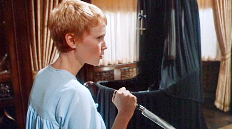 El bebé de Rosemary fue protagonizada por Mia Farrow / Foto: YouTube