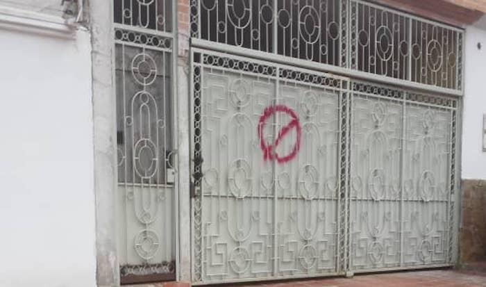 Los paramilitares de Maduro siempre el miedo entre los vecinos de la frontera / Foto: Cedida ALN