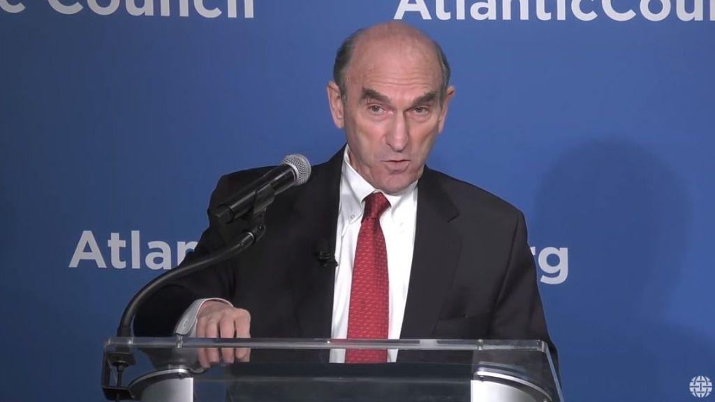 Abrams lanza un mensaje al chavismo / Youtube: Captura Atlantic Council