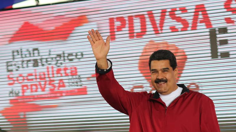 El régimen de Maduro cada vez produce menos petróleo / Foto: PDVSA