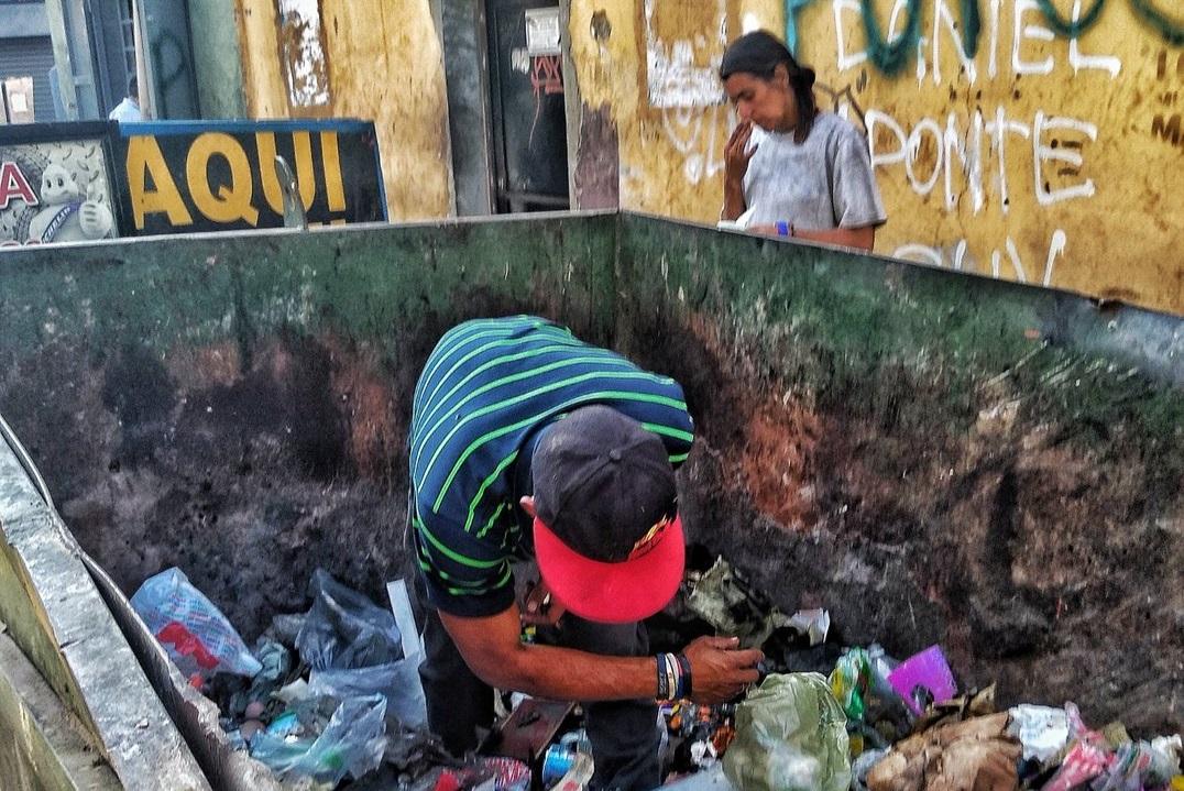 51% de los hogares en Venezuela son pobres / Foto: Provea