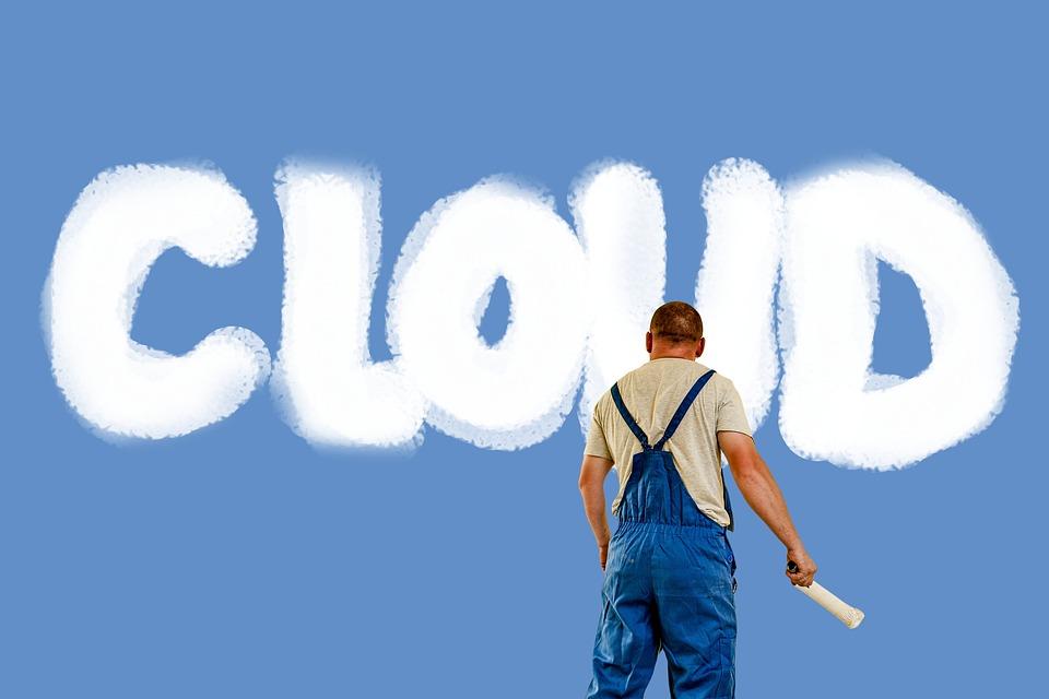 Los servicios en la nube es un sector con potencial en España / Foto: Pixabay