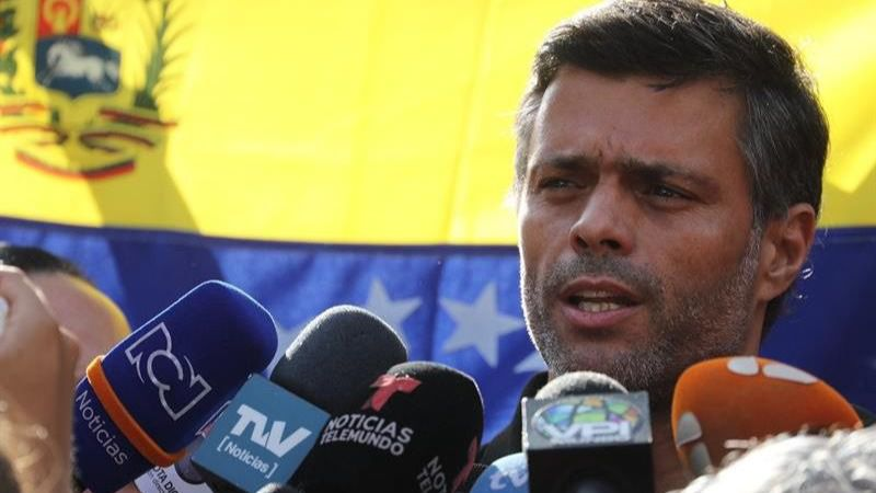 """López: """"Van a venir más movimientos en el sector militar"""" / Foto: captura"""