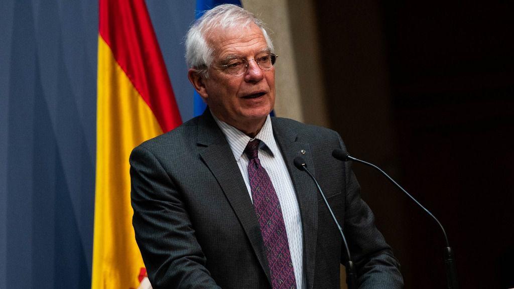 Borrell habló sobre López desde el Líbano / Foto: Ministerio Exteriores España
