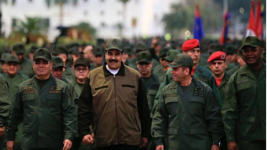 A Maduro lo manipulan varios grupos de poder / Foto: @NicolasMaduro