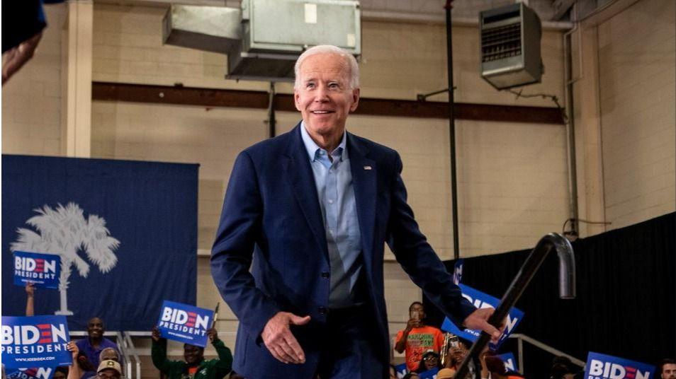 En 15 días Joe Biden despegó hasta el 45% según algunas encuestas / Foto: @JoeBiden