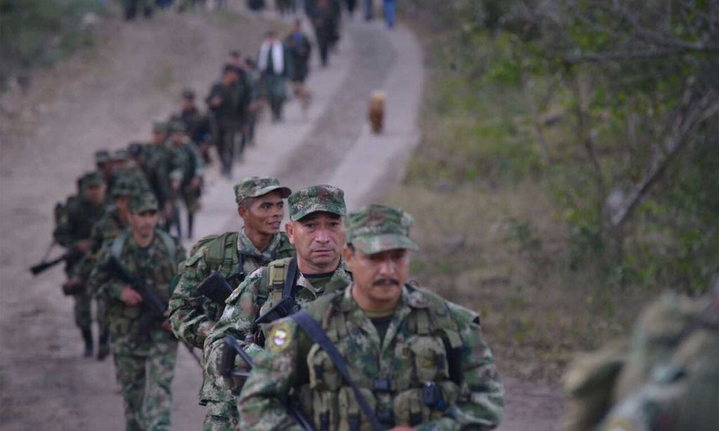 Seis millones de personas quedaron rezagadas en Colombia por culpa de las FARC / Foto: Gobierno de Colombia