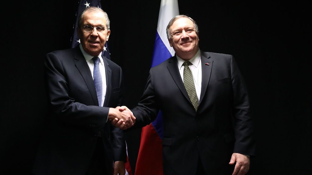 Las reuniones Rusia - EEUU se han vuelto frecuentes / Foto: Cancillería Rusia