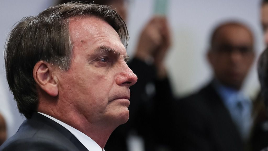 Bolsonaro quiere sacar adelante la reforma de las pensiones / Foto: Presidencia Brasil