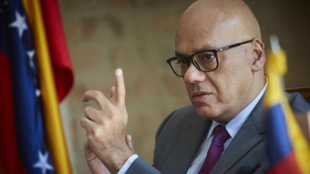 Jorge Rodríguez es uno de los negociadores de Maduro / Foto: AlbaCiudad